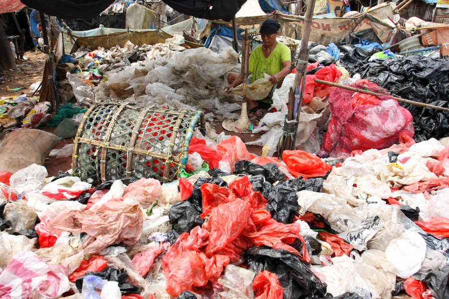 Bahaya Sampah Plastik Bagi Lingkungan