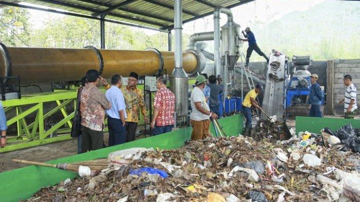 Pengolahan Sampah Plastik Yang Efektif