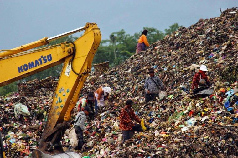 Fakta Sampah Di Indonesia Terbesar
