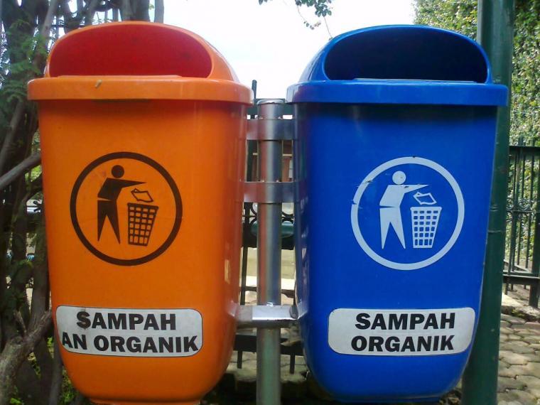 Sampah Organik Dan Anorganik Sejenisnya