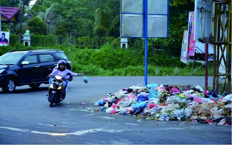 Akibat Membuang Sampah Sembarangan
