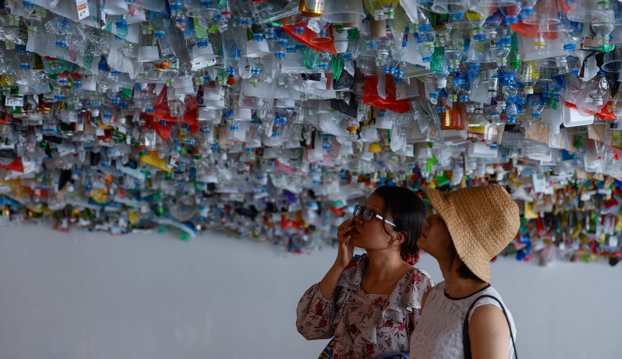 usaha plastik